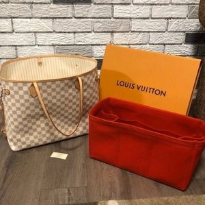 Louis Vuitton Neverfull Damier Azur GM